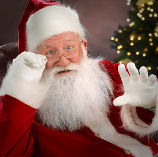 Santa-Clause-Waving