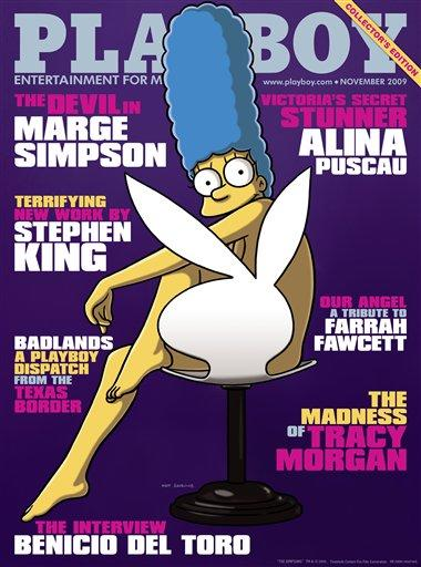 Margesimpson playboy